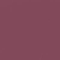 Mahogany Cherry paint color DE5020 #82495A