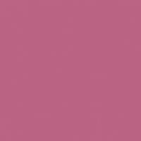 Raspberry Parfait paint color DE5033 #B96482