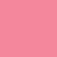 Posy Petal paint color DE5067 #F3879C