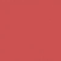 Deep Hibiscus paint color DE5083 #CB5251