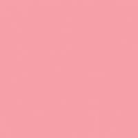 Strawberry Frappe paint color DE5102 #FFA2AA