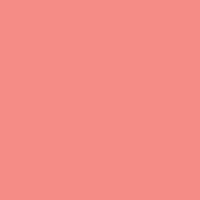 Prime Pink paint color DE5110 #FF8D86