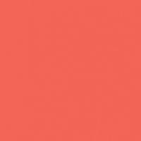 Rose Fusion paint color DE5111 #F96653
