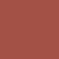 BBQ paint color DE5118 #A35046
