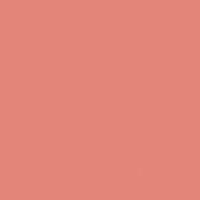Cultured Rose paint color DE5123 #E5867B
