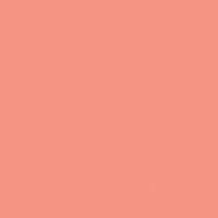 Orange Aura paint color DE5131 #FF9682