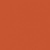 Spicy Tomato paint color DE5139 #C75433