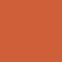 Campfire paint color DE5146 #CE5F38