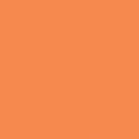 Valley of Fire paint color DE5167 #FF8A4A