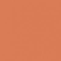 Deep Coral paint color DE5173 #DA7C55
