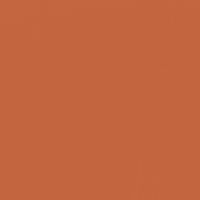 Clay Pot paint color DE5174 #C3663F