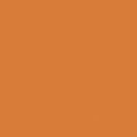 Sweet Potato paint color DE5201 #D87C3B