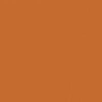 Desert Spice paint color DE5202 #C66B30