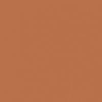 Cinnabar paint color DE5209 #B9714A