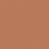 Caramel Apple paint color DE5215 #B87A59