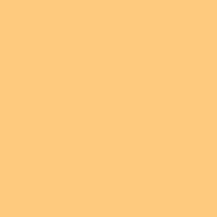 Orange Glass paint color DE5221 #FFCA7D