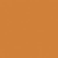 Flame paint color DE5237 #D28239