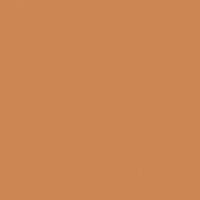 Caramel Bar paint color DE5250 #CC8654