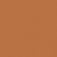 Spice Cake paint color DE5251 #B87243