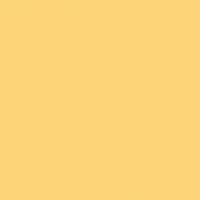 Yuma Gold paint color DE5305 #FFD678