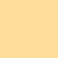 Precious Nectar paint color DE5317 #FFDE9C