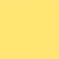 Banana Peel paint color DE5340 #FFE774