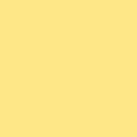 Quack Quack paint color DE5346 #FFE989