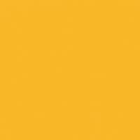 Hot Sun paint color DE5349 #F9B82B