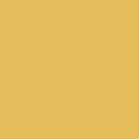 Golden Appeal paint color DE5382 #E6BE59