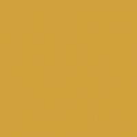 Spicy Mustard paint color DE5384 #CFA33B