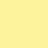 Banana Cream paint color DE5395 #FFF49C