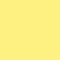 Chickadee paint color DE5403 #FFF47C