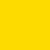 Summer Sun paint color DE5405 #FFDC00