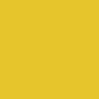 Lemon Zest paint color DE5412 #E7C630