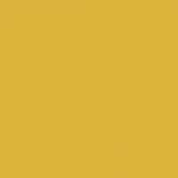 Woven Gold paint color DE5425 #DCB639