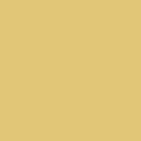 Waffle Cone paint color DE5444 #E2C779