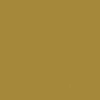 Peanut Brittle paint color DE5447 #A6893A