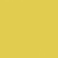 Citrus Spice paint color DE5466 #E2CD52