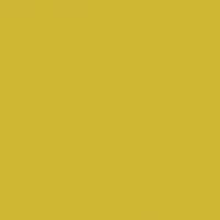 Yellow Stone paint color DE5467 #CEB736