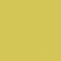 Citron paint color DE5473 #D5C757