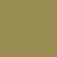 Serpentine paint color DE5502 #9B8E54