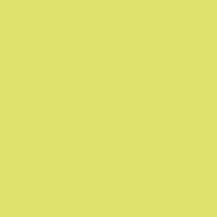 Ripe Pear paint color DE5515 #E1E36E