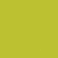 Fluorescent Lime paint color DE5517 #BDC233