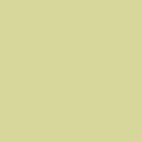 Crocodile Tears paint color DE5520 #D6D69B