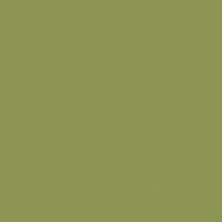 Topiary paint color DE5544 #8E9655