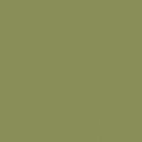 Crocodile Smile paint color DE5565 #898E58