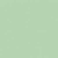 Flower Stem paint color DE5605 #B5D5B0