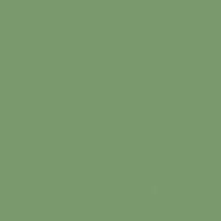 Money paint color DE5613 #7B9A6D