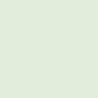 Winter Shamrock paint color DE5617 #E3EFDD