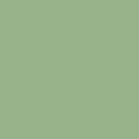 Mistletoe Kiss paint color DE5620 #98B489